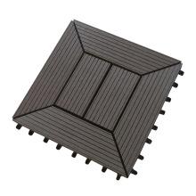Настил WPC Сделай сам настил плитки/блокировки напольная плитка (DIY303023C)