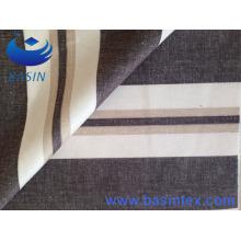Super Soft Printing Stripe Sofa Fabric (BS9062)