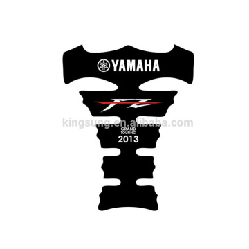 2018 motorcycle bike resin domed tank pad sticker for Protectors Shields