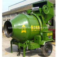 Mezclador de tambor JZC350A utilizado para construcción