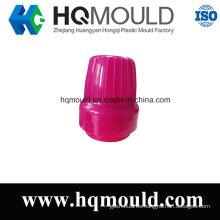 Herramienta de inyección de tapa de plástico para molde de tapa de botella