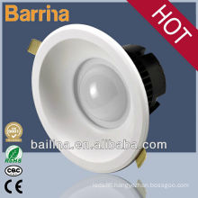 2013 6W 3 inch round adjustable led downlights