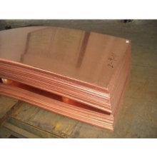 Plaques en cuivre de haute qualité, feuille en laiton 2700