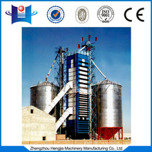 Durable tower type oat dryer machine with CE and ISO9001 certificate