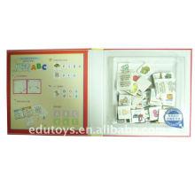 Papel educativo em madeira Letters Puzzle para crianças