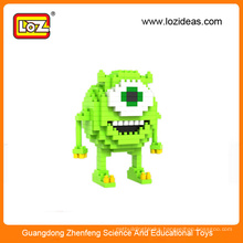 LOZ Action Figure Building blocks Plastic Brick Toys