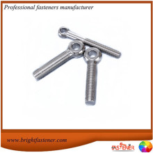 Hot selling attractive price for Threaded Eye Bolt High Quality DIN444 Eye Bolt export to Wallis And Futuna Islands Importers