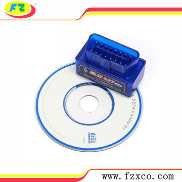 ELM327 OBD2 Bluetooth Adapter Auto Diagnostic Scanner