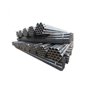 Bahan Pembinaan Hot-dip Galvanized Steel Pipe