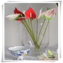 Mini Anthuriam Simulation Blumen für Promotion / Werbegeschenk