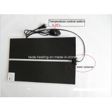 CE Approved Black New Animal Heating Pad with Temperature Control