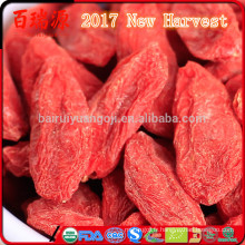 2017 Nouvelle Récolte Séchée Goji Berry Original Ningxia wolfberry En Vrac Vente