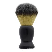 Hair Shaving Brush Resin Handle by Hand Made Beard Brush for Man Barber Tools