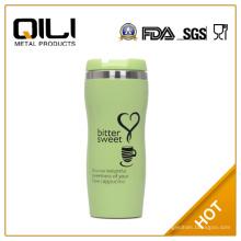 BPA бесплатно поощрения starbucks двойной стены 16 oz пластиковых стаканчиков с крышками и соломинки manufactuer оптом в Китае