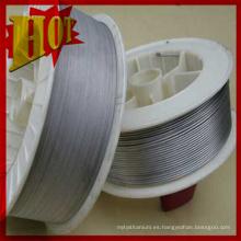 Precio puro de titanio puro ASTM B863 por kg