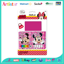 DISNEY MINNIE MOUSE 24 pack chalk set