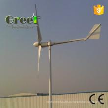 Alta Qualidade 5kw Pequeno Gerador De Energia Eólica