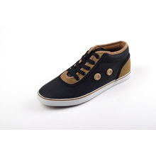 Men Shoes Leisure Comfort Men Canvas Shoes Snc-0215022