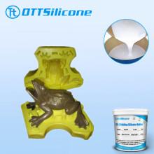 Condensation Silicone Rubber for Making Gypsum Craft
