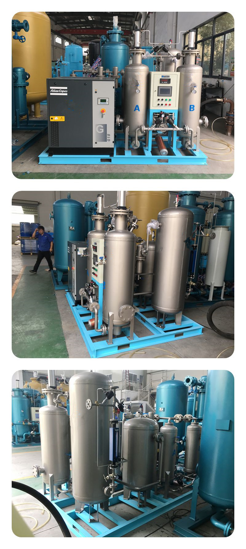 Nitrogen Generator Membrane