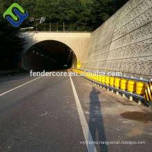 New design Highway guardrail roller barrier