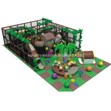 Dream fairyland mini candy playground equipment, cartoon kids indoor playground