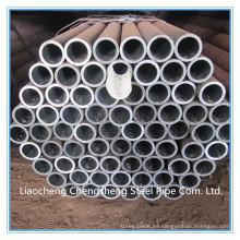 DIN hochwertiges warmgewalztes Stahlrohr nahtloses Kohlenstoffstahlrohr