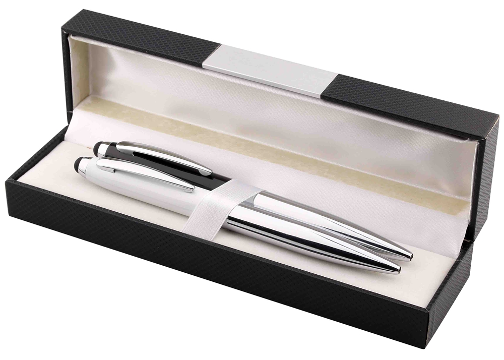 2PCS Metal Pen Set with Classy Gift Box
