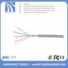 FTP Cat5 Cat5e Rede Ethernet Cabo Lan Cabo 305M