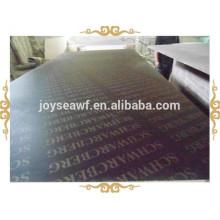 WBP коричневая / черная плёнка 18 мм для строительства