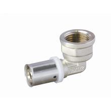 Cotovelo feminino (Press Fitting) (Hz8111) dos acessórios para tubos
