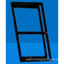 Inclining Prism with Slope Demonstration Device