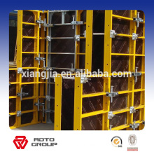 Universal Panel Steel Frame Formwork System
