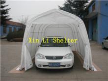 Portable PE Garage Carport, Canopy Tent