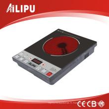 Cuisinière électrique infrarouge à contrôle poussé de haute qualité (SM-DT201)