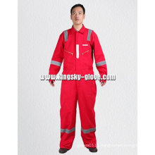 Cotton Antiflaming Overall (10X7 Yarn) -Yb1402