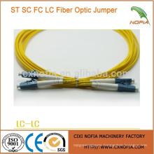 High Quality LC-LC Fiber Optic Jumper Cables