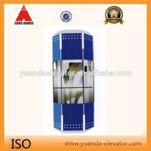 Yuanda Glass Panoramic Lift