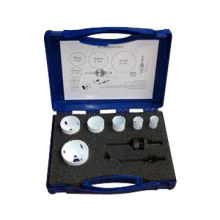 9-piece Hole Saw Set, OEM Orders are Welcome