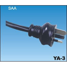 Sell Iram Approved AC Power Cord Cable Plug to Australia Argentina