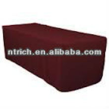 Fantaisie arabe nappe, nappe rectangulaire polyester