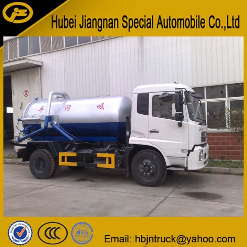 Sewage Pump Truck