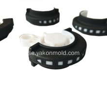 Plastinsprutningsmould ThumbWheel Part