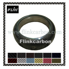 Carbon Fiber Watch Head Rahmen