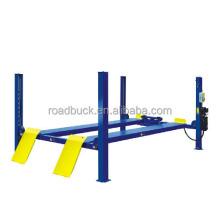 Roadbuck QJY-3.5-4A Wheel Alignment 4-pillar auto lift garage car lift