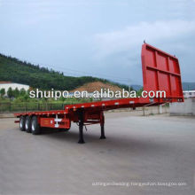 Truck trailer production line(Semi trailer assembly line)