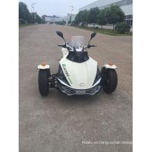Venta caliente 7000W adultos deporte eléctrico triciclo con asientos dobles de alta calidad