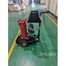 OF5 Oil Purifier Machine with Cart