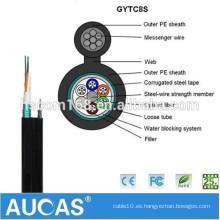 El surtidor de China y las ventas calientes adss el cable de fibra óptica, el tambor del cable de fibra óptica