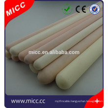 1800C High temperature Alumina Thermocouple Protecting Tube